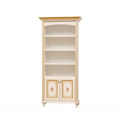 Модульная гостиная Парма шкаф книжный Світ Меблів