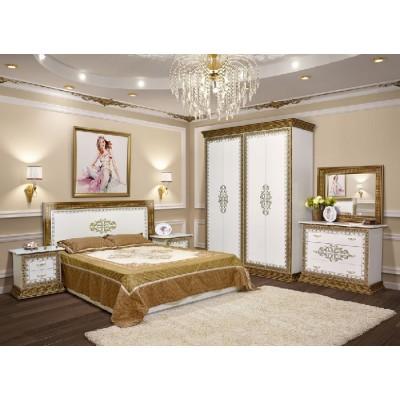 Спальня София люкс 4Д Світ Меблів