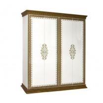 Спальня София люкс шкаф 4Д Світ Меблів