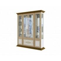 Модульная гостиная Белладжио шкаф для посуды Світ Меблів