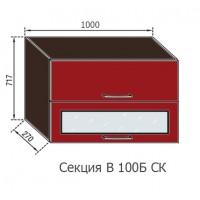Кухня Адель секция В 100Бск Світ Меблів