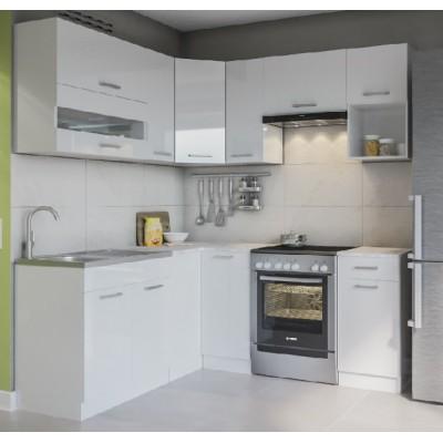 Кухня Алина лак (модульная система) Світ Меблів