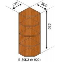 В 30Кз (h 920) Импульс Світ Меблів