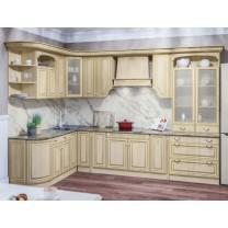 Кухня Валенсия патина (модульная система) Світ Меблів Series