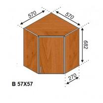 В 57х57 Оля/Тюльпан Світ Меблів
