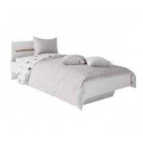 Кровать односпальная (каркас) Бьянко Світ Меблів