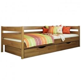 Подростковая деревянная кровать Нота 90х190 103 Щит Л4  Эстелла