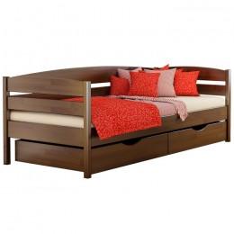 Детская деревянная кровать Нота Плюс 80х190 101 Щит Л4  Эстелла