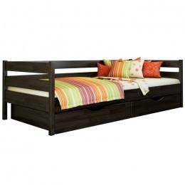 Детская деревянная кровать Нота 80х190 106 Щит Л4  Эстелла