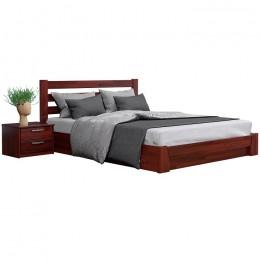 Двуспальная деревянная кровать Селена 160х200 104 Щит 2Л4  Эстелла