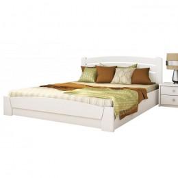 Двуспальная деревянная кровать Селена Аури 160х190 107 Щит 2Л4  Эстелла