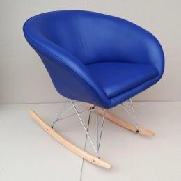Кресло Мурат R синий