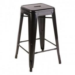 Высокий барный стул Толикс хокер черный