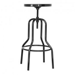 Высокий барный стул Танго хокер черный