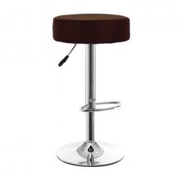 Высокий барный стул Пина хокер черный