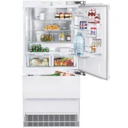 Встраиваемый двухкамерный холодильник Liebherr ECBN 6156