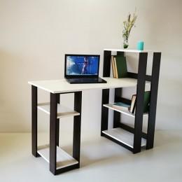 Компьютерный стол СК-5 Атланта+венге МиксМебель