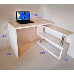 Компьютерный стол СКТ-1 Венге МиксМебель