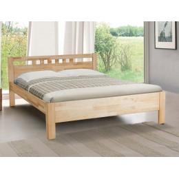 Двуспальная кровать SANDY (сэнди) 1600*2000, орех МиксМебель
