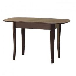 Стол кухонный Даллас 930(+300)*670 орех темн МиксМебель