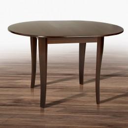 Стол кухонный Дукат 930 (+250)*930, орех темн МиксМебель