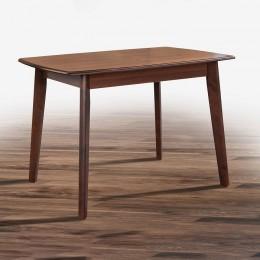 Стол кухонный Джаз 1090(+300)*740,орех темн МиксМебель