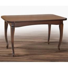 Стол кухонный Соренто 1300(+400)*780 орех темн МиксМебель