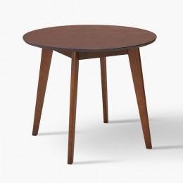 Стол кухонный Модерн Ф900, венге/орех МиксМебель