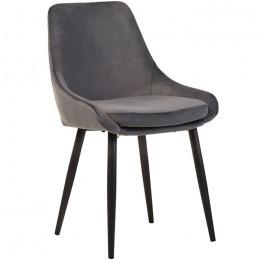 Кухонный стул кресло N-49 (серый вельвет) Vetro