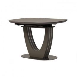 Керамический раздвижной кухонный стол TML-865-1 (айс грей) Vetro