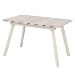Раскладной кухонный стол ТМ-171 серый агат (120-160)*80*76(Н) Vetro