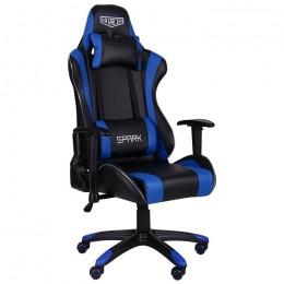 Кресло VR Racer Spark Blue AMF