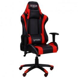 Кресло VR Racer Spark Red AMF
