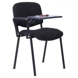 Стул Изо черный А-01 со столиком AMF