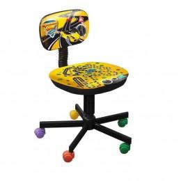 Кресло детское Бамбо дизайн Игра. Гонки AMF