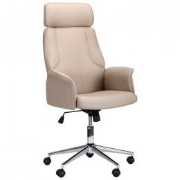 Кресло Madison хром/песочный AMF
