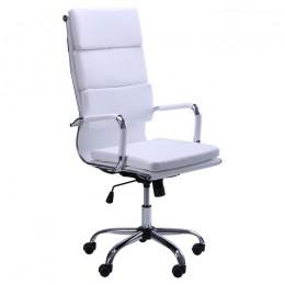 Кресло Slim FX HB (XH-630A) белый AMF