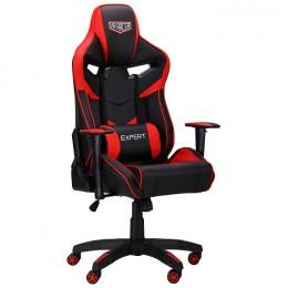 Кресло VR Racer Expert Winner черный/красный AMF