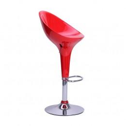 Барный стул Peony красный AMF