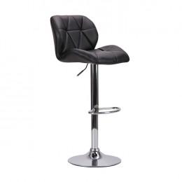 Барный стул Vensan черный без канта AMF