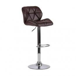 Барный стул Vensan коричневый без канта AMF