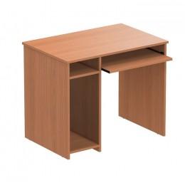 OM-110 Стол письменный (900х600х750мм) бук/бук AMF