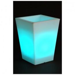 Ваза светящаяся Gleam 41x41х50 (YXF-4155) AMF
