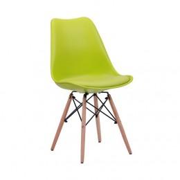 Стул Aster Wood Пластик Светло-зеленый AMF