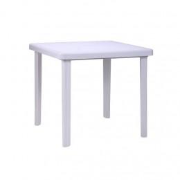 Стол Nettuno пластик белый 01 AMF