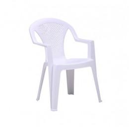 Стул Ischia пластик белый 01 AMF
