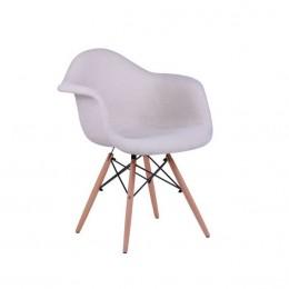 Кресло Salex FB Wood Кремовый AMF