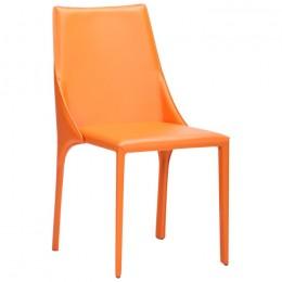 Стул Artisan (Артисан) orange leather AMF