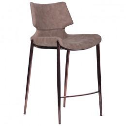 Барный стул Noir (Нуар) brass/ basalt AMF