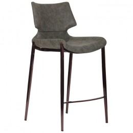 Барный стул Noir (Нуар) brass/pine AMF